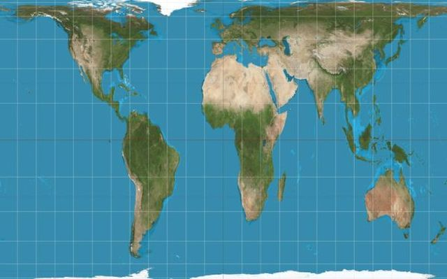 12 Maps that changed our view of the world