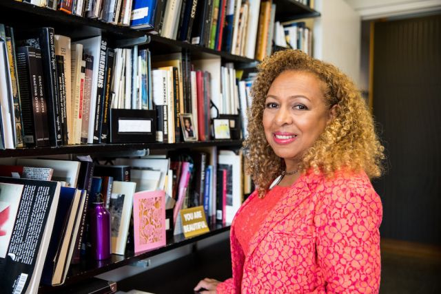 When Kellie Jones Wanted To Study Black Art History, The Field Didn't Exist. So She Created It Herself
