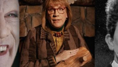 Watch John Malkovich's Impersonations of David Lynch Characters, Including the Log Lady