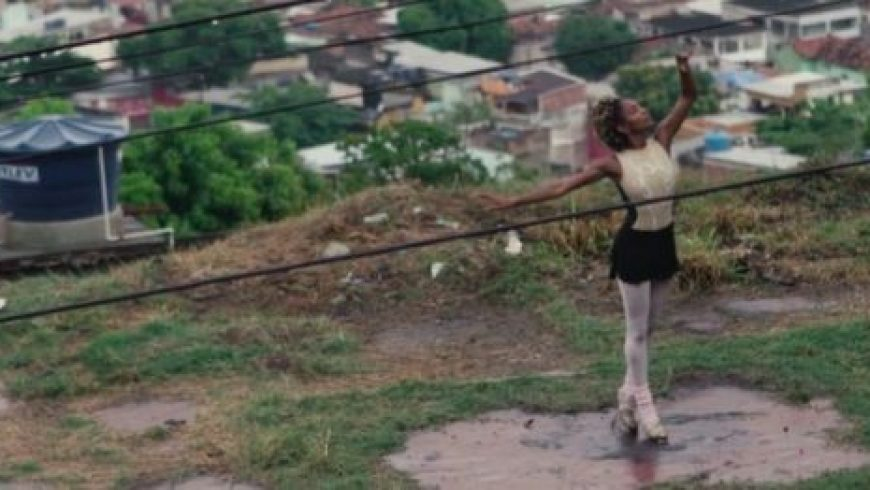 How One Brazilian Dancer Is Changing The Lives Of Young Girls Through Ballet