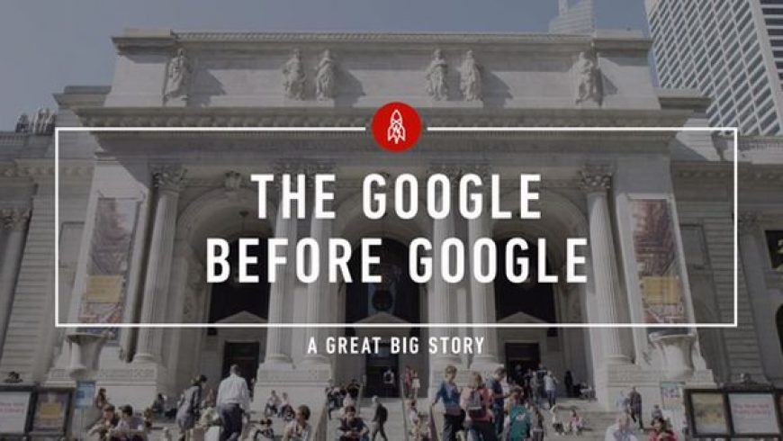 New York Public Library's 'Human Google' Is Here To Answer Your Burning Questions