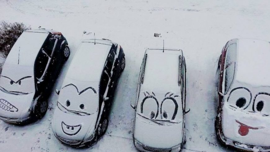 20 Genius Pieces of Street Art That Make the World a Funnier Place