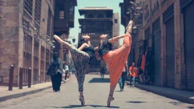 Women Reclaim The Streets Of Cairo Through Stunning Ballet Photos