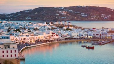 How to Travel to the Greek Islands