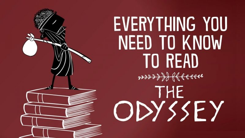 Everything you need to know to read Homer's «Odyssey» by TED-Ed