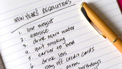 New Year's Resolutions from Some of Humanity's Greatest Minds