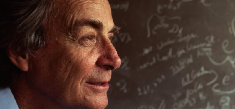 Ode to a Flower: Richard Feynman's famous monologue on knowledge and mystery
