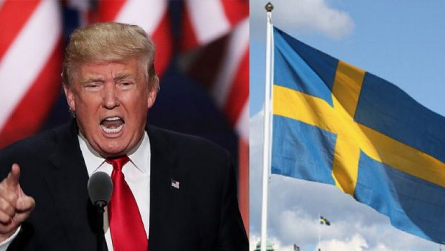A message from Sweden: Thank you Mr. President!
