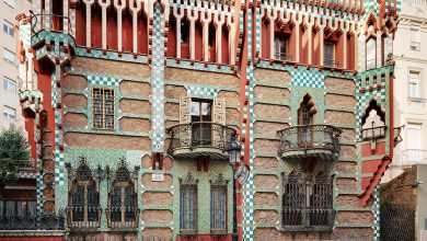 Gaudí's First Built House Opens to the Public for the First Time in its 130-Year-Old History