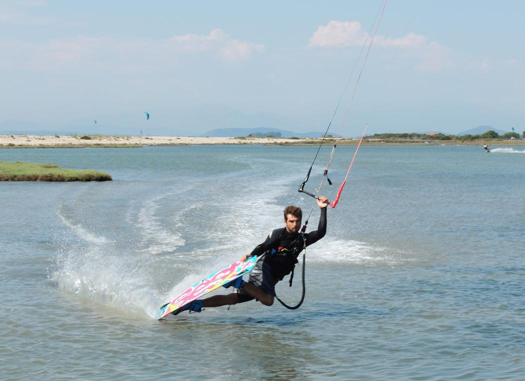 «The Thing About Greece – Wind & Water»: Η νέα σειρά για το kitesurf με γυρίσματα και στη Λευκάδα
