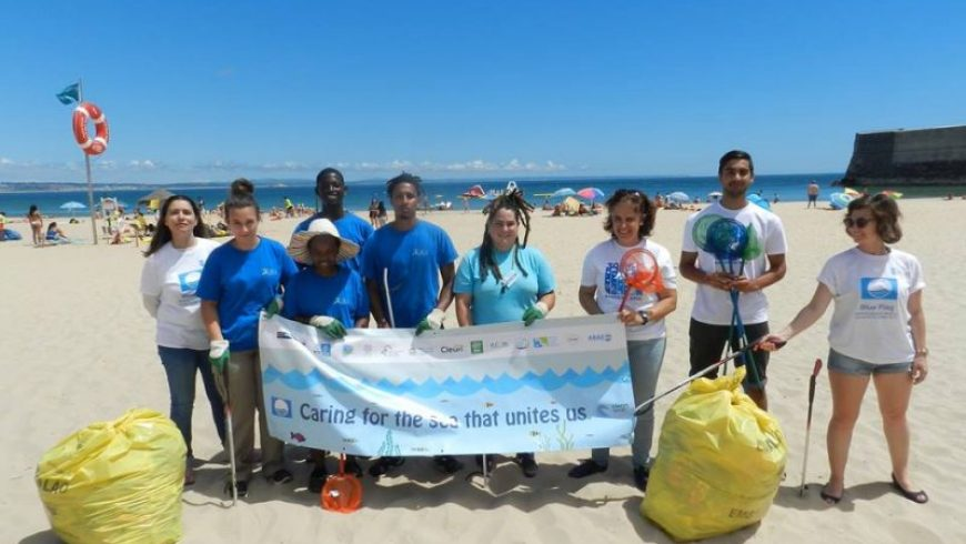 The Blue Flag Mediterranean week: Caring for the sea that unites us