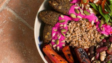 Superfood cities: where to find healthy urban eats
