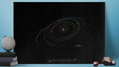 Discover What the Solar System Looked Like on the Exact Day of Your Birth