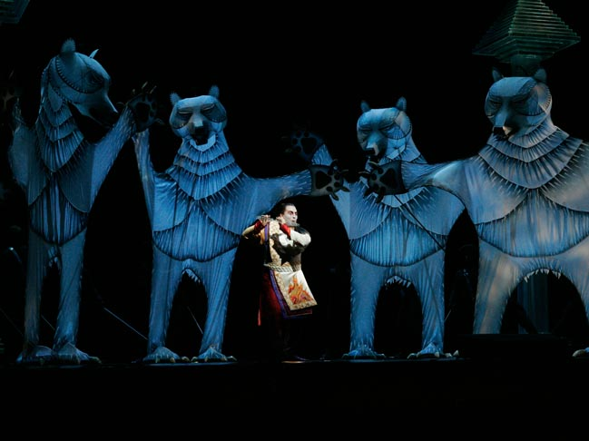 «The Magic Flute» in Preveza