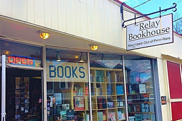 22 Reasons we're thankful for independent bookstores