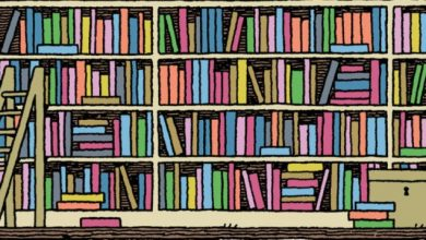 The definitive way to organize your books: An illustrated guide