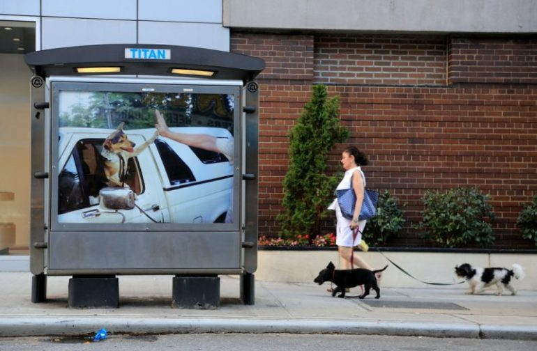 Art in ad places: A new book collects 52 public artworks installed in pay phones across NYC