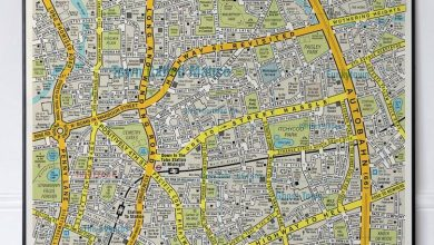 The ultimate Song Map uses over 500 song titles to rename boring city streets