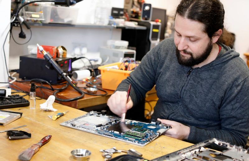 Can we fix it? The repair cafes waging war on throwaway culture
