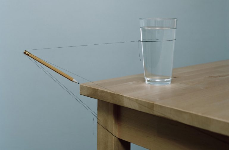 The Acrobatic Entanglements of Everyday Objects by Mauricio Alejo