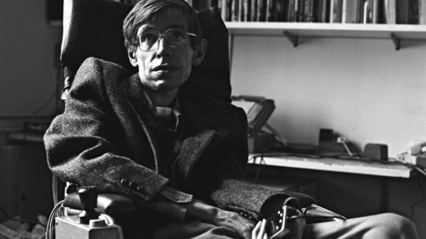 Stephen Hawking on the meaning of the universe