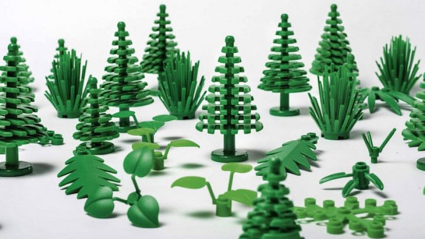 Lego will launch its first ever sustainable collection made from sugarcane