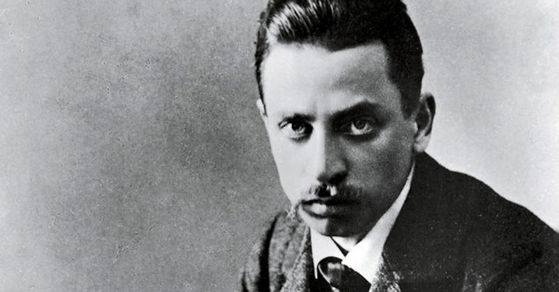 Rilke on inspiration and the combinatorial nature of creativity