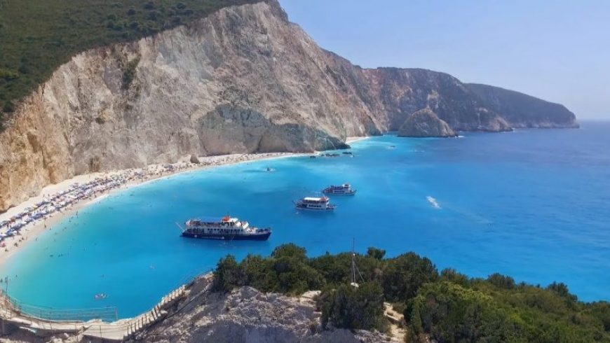 A travel movie for Lefkada!