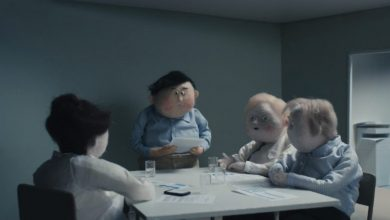 ENOUGH: Humorous Stop Motion Film Examines Our Inner Desire to Lose Control