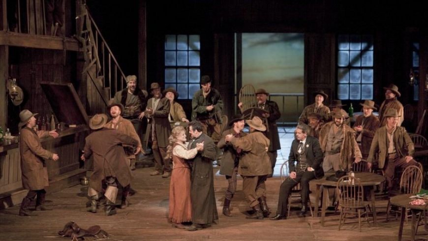 «La Fanciulla del West» in Preveza