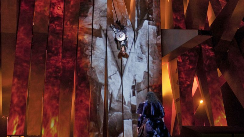 «Die Walküre» in Preveza