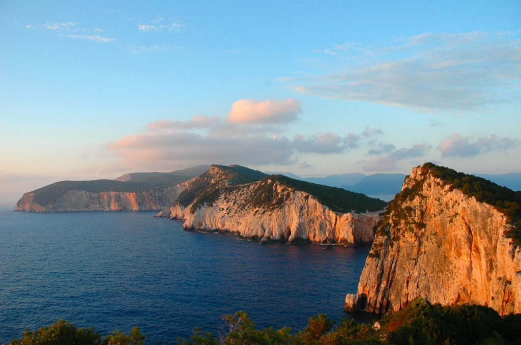Cape Lefkata or Nira in Lefkada | Lefkada Slow Guide