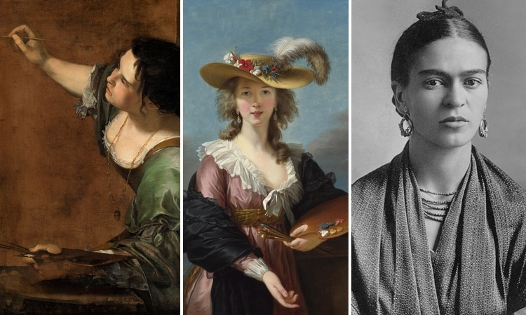 10 famous female painters every art lover should know