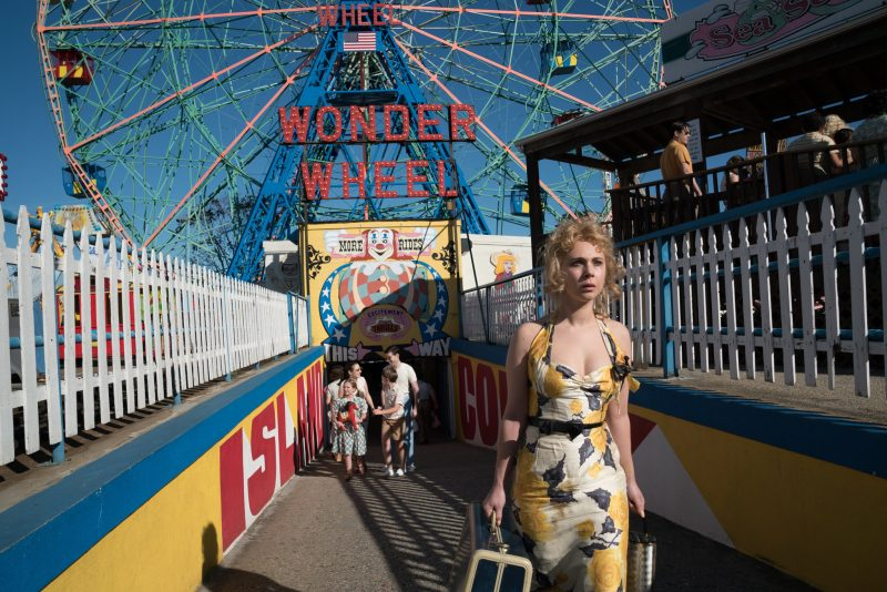 «Wonder Wheel» at Garden Theater Aggelos Sikelianos