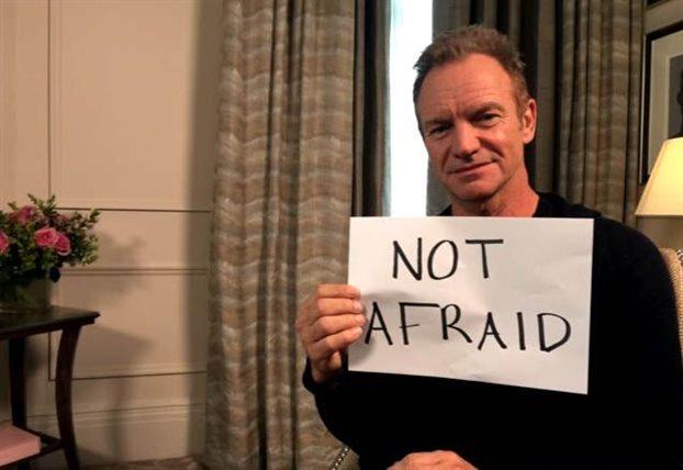 «Δεν φοβόμαστε τους πρόσφυγες» διαμηνύουν 175 καλλιτέχνες-θρύλοι