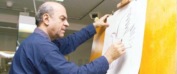 Αλέκος Φασιανός: Η αλήθεια της τέχνης είναι να δημιουργείς όπως μπορείς, όχι όπως σου έχουν μάθει σε κάποια σχολή