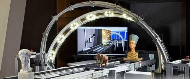 Scan4Reco: Δημιουργία εικονικών μουσείων μέσω ψηφιοποίησης της πολιτιστικής κληρονομιάς, από Έλληνες ερευνητές