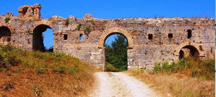 Κλείνει ο δρόμος που διχοτομούσε την Αρχαία Νικόπολη