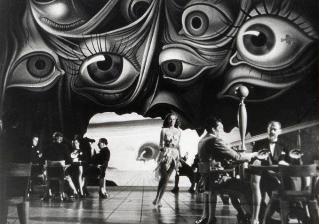 Τα όνειρα που σχεδίασε ο Νταλί για την ταινία Spellbound του Χίτσκοκ