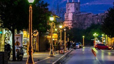Ιωάννινα: Η γιορτή αρχίζει, η πόλη αλλάζει, με περισσότερο φως