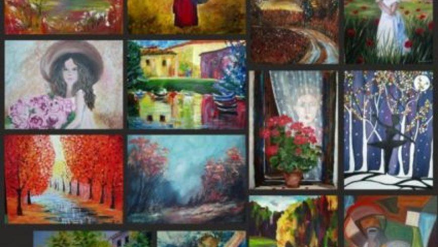 Φιλανθρωπική Έκθεση Ζωγραφικής «5η heART»