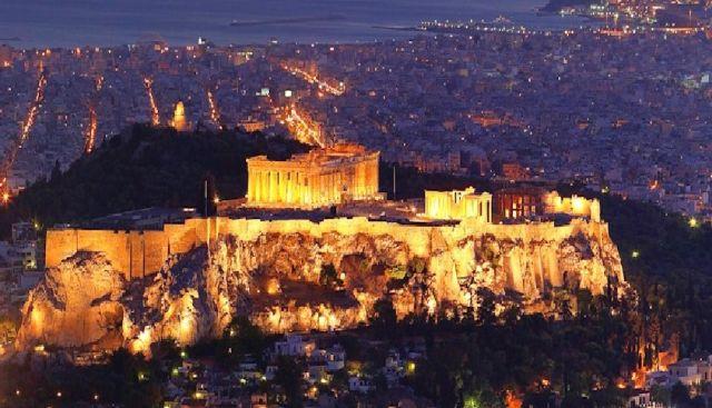 Το «All time classic» της Ελλάδας και όλα τα τουριστικά σλόγκαν των χωρών σε έναν χάρτη