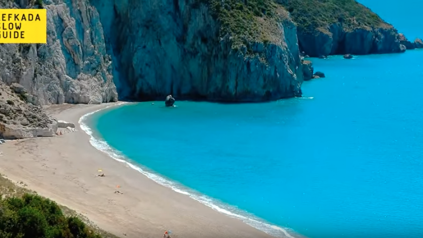Lefkada (Greece) Best beaches in the Mediterranean