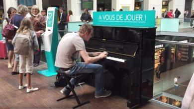 Πιάνα για τους επιβάτες των γαλλικών τρένων