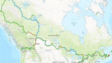 Καναδάς: Ενιαίο δίκτυο μονοπατιών και δρόμων χωρίς αυτοκίνητα μήκους 24.000 χιλιομέτρων