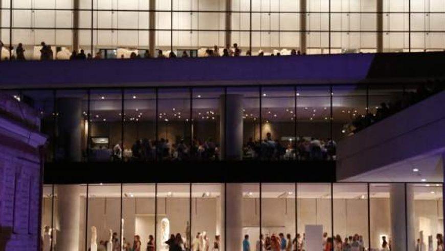 Το Μουσείο της Ακρόπολης στα 10 καλύτερα του κόσμου