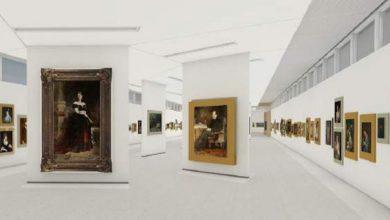 Πρώτη γεύση από την Εθνική Πινακοθήκη: 2.230 τ.μ. νέοι χώροι, εστιατόριο και καφέ