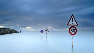 This Road In France Disappears Underwater Twice A Day