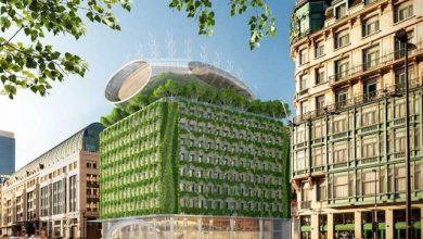 Το Βοτανικό Κέντρο στις Βρυξέλλες αποκτά οικολογικό χαρακτήρα
