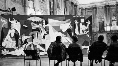 Οι σκέψεις του Πικάσο